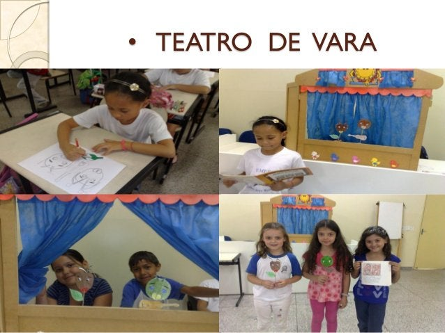 • TEATRO DE VARA