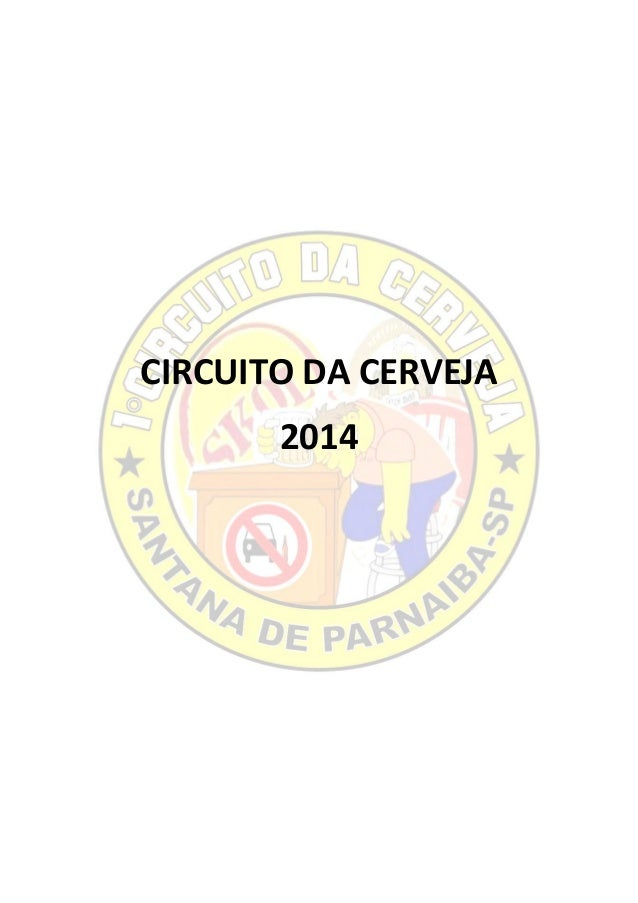 CIRCUITO DA CERVEJA 2014