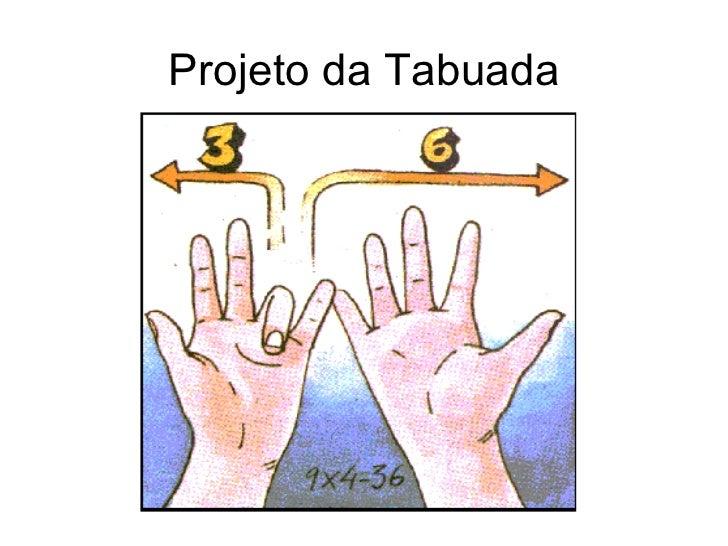 Projeto da Tabuada