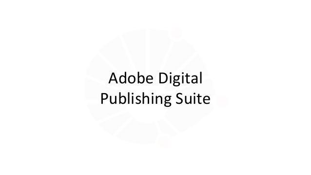 Adobe Digital Publishing Suite