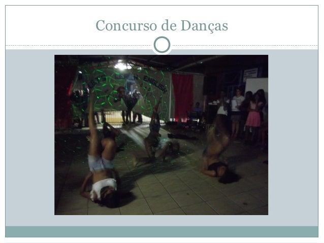 Concurso de Danças