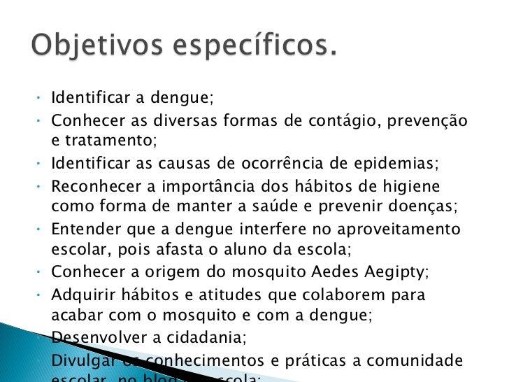 Conhecido Projeto Dengue CI62