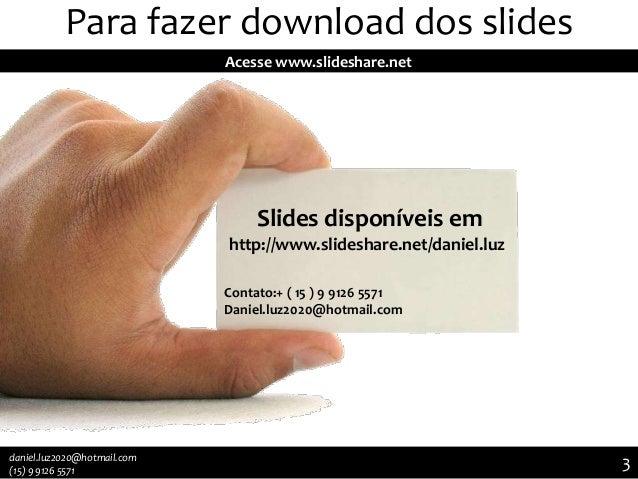 Projeto de vida   2014 Slide 3