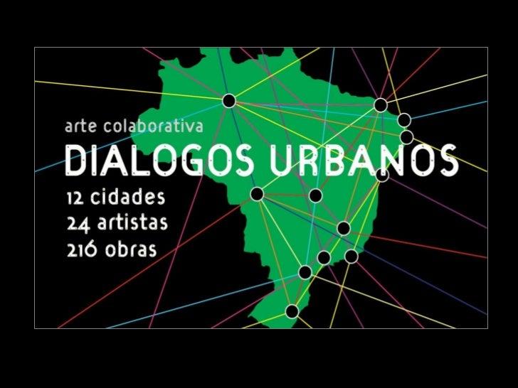 Diálogos Urbanos é um módulo expositivo móvel