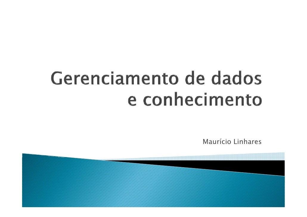 Maurício Linhares