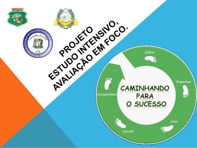 APRESENTAÇÃO • É uma ação do Conselho Escolar em parceria com o Grêmio Estudantil com o intuito de incentivar os alunos a ...