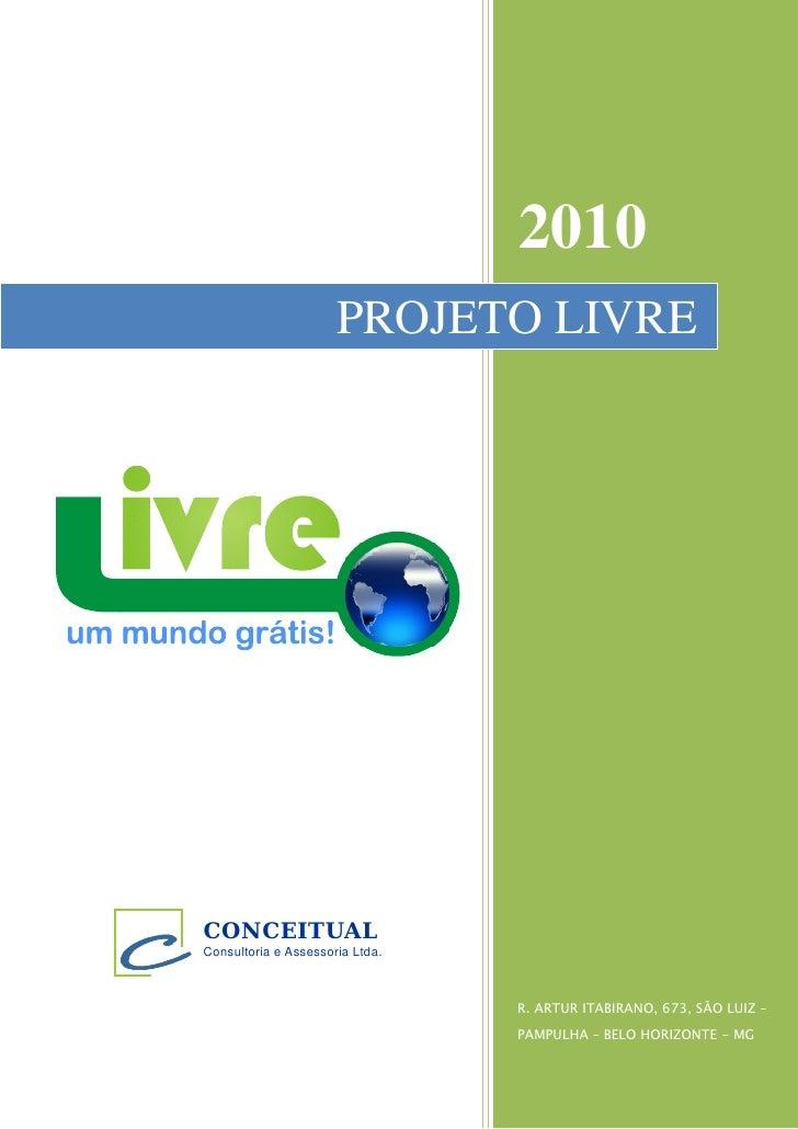 Projeto livre