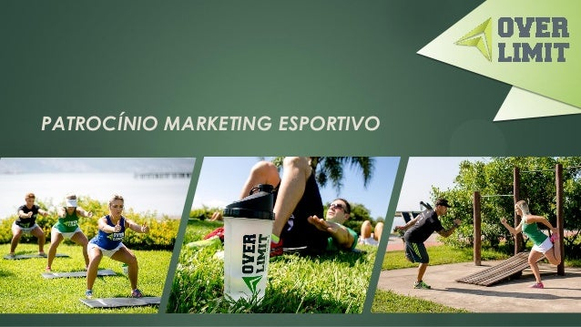 PATROCÍNIO MARKETING ESPORTIVO