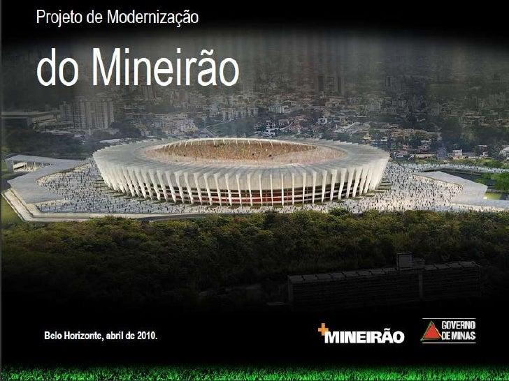 Projeto Novo Mineirão