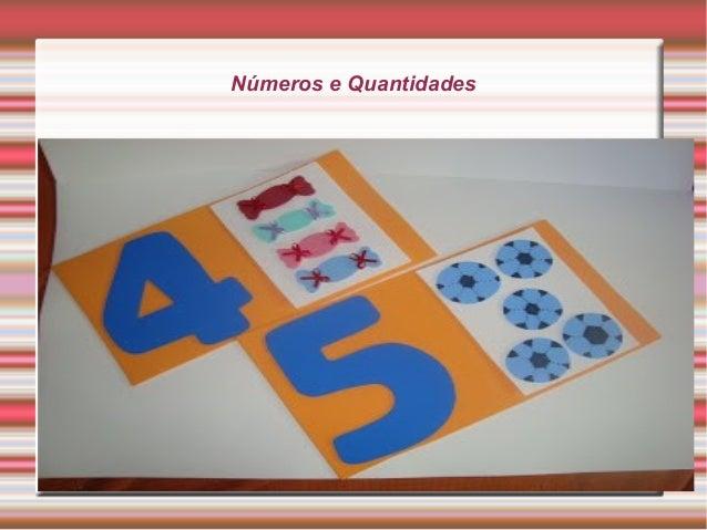 Números e Quantidades