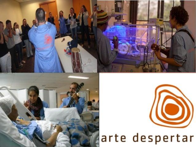 nossa arte é despertar o melhor do ser humano                       Associação Arte Despertar                            1...