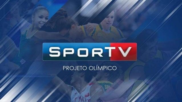 Apresentação SporTV - Projeto Olímpico