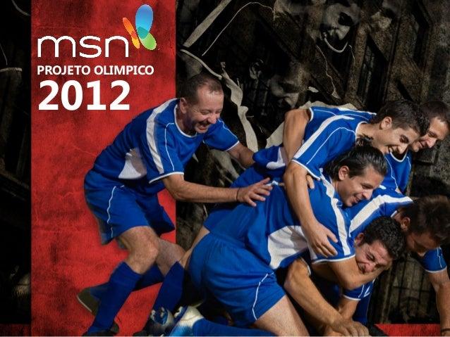 PROJETO OLIMPICO2012