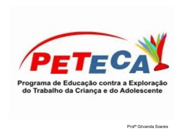 Profª Gilvanda Soares