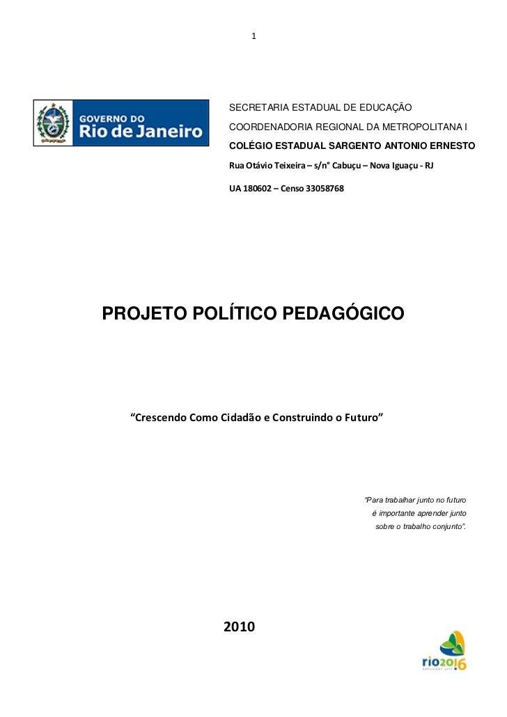 1                    SECRETARIA ESTADUAL DE EDUCAÇÃO                    COORDENADORIA REGIONAL DA METROPOLITANA I         ...