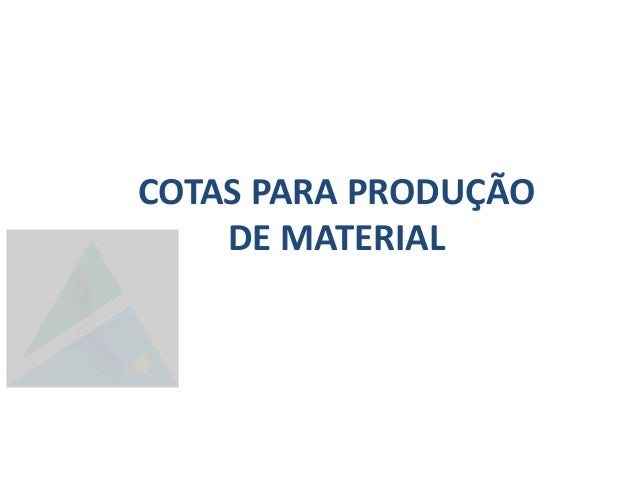 Projeto proposta patrocinio cmsb 2013 cota de produção e