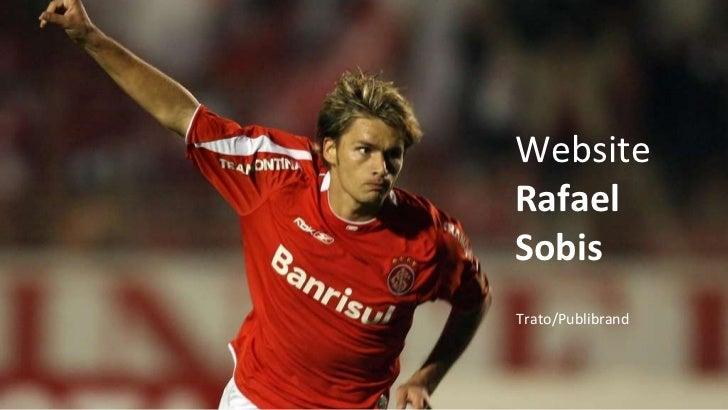 Website Rafael Sobis Trato/Publibrand
