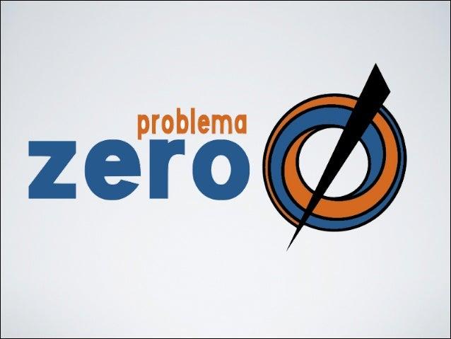 Problema Zero é uma empresa de serviços, na área de manutenção e suporte em informática.  !  Problema Zero é a evolução da...