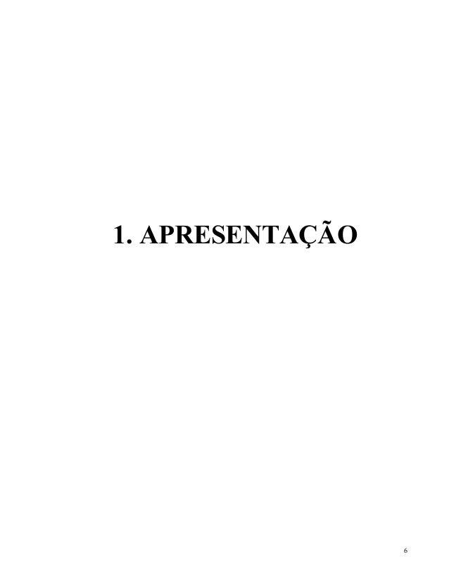 1. APRESENTAÇÃO  6