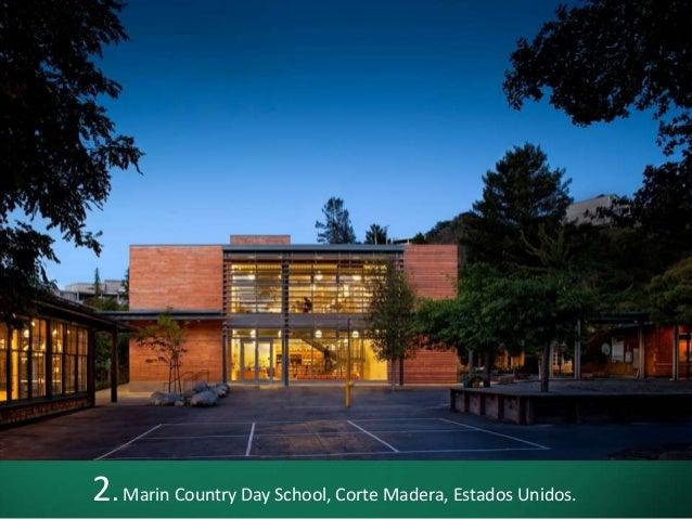 2. Marin Country Day School, Corte Madera, Estados Unidos.