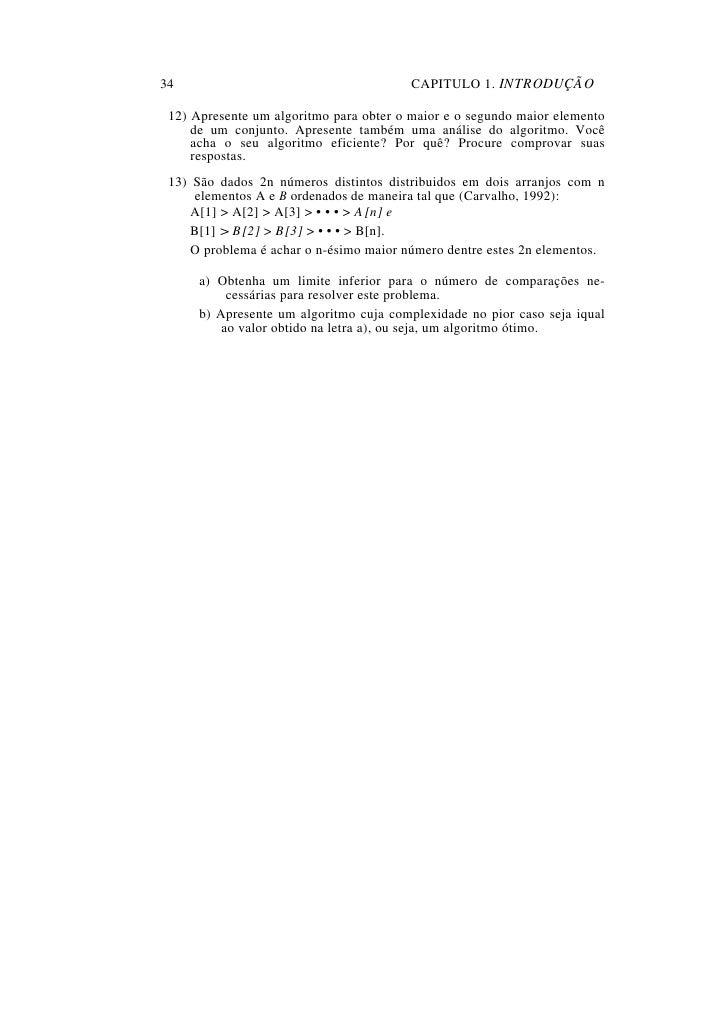 Ziviani Projeto De Algoritmos Pdf