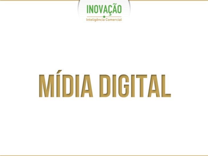 Projetos digitais - INOVAÇÃO - Inteligência Comercial