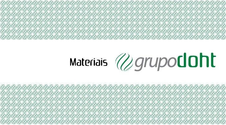 Grupo doht - Desenvolvimento da marca   versão aprovada   opções