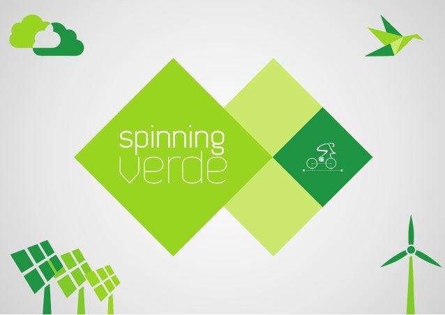 Projeto Spinning Verde - Adabliu Eventos