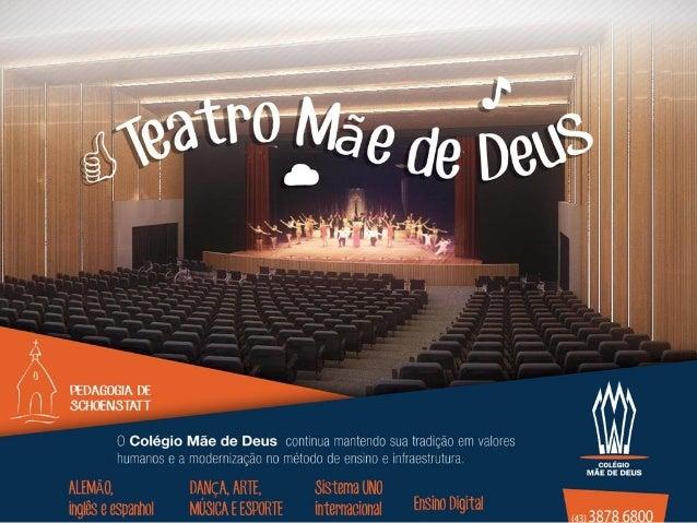 O CMD foi a primeira instituição de ensino da cidade Foi fundada em 1936, no segundo ano de vida de Londrina. 1938 – Novo ...