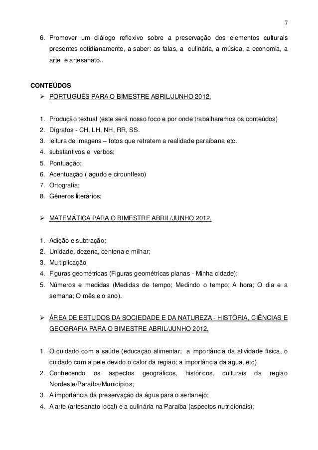 Suficiente Projeto turma eja 1 bimestre_prof. dafiana carlos_2013 KI09