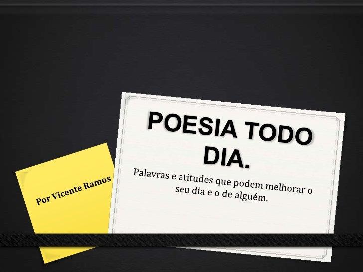 """POESIASegundo o dicionário Aurélio, Poesia é """"aquilo quedesperta o sentimento do belo"""".O Belo é, entre seus vários signifi..."""
