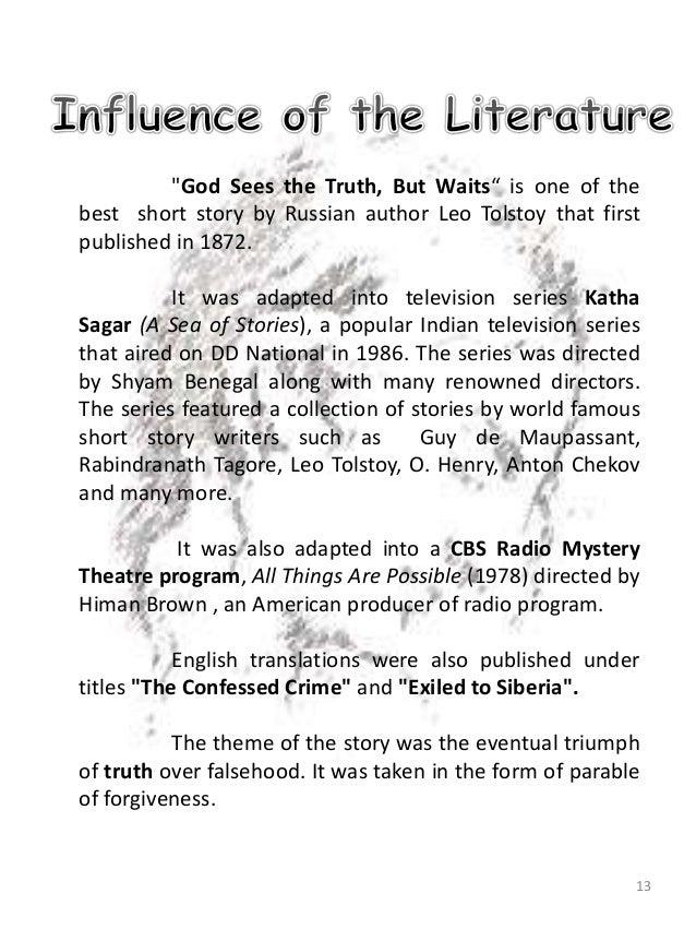 short summary of the novel the story of my life