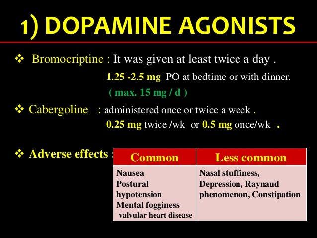 Bromocriptine And Pregnancy