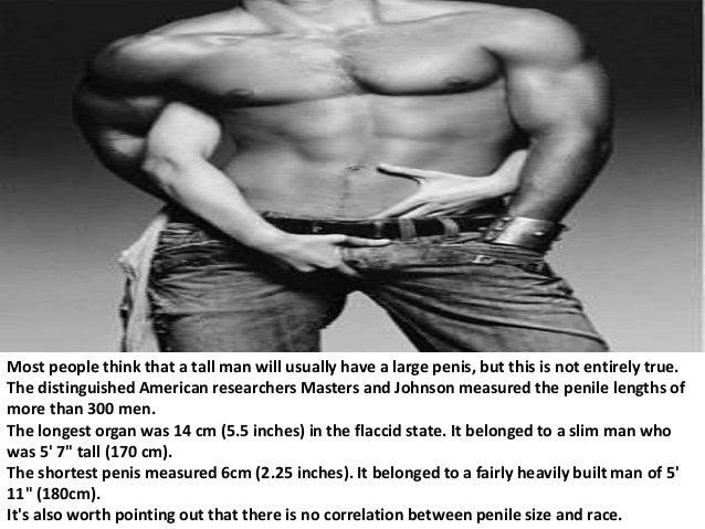 Is it true black guys have the bigger penis??