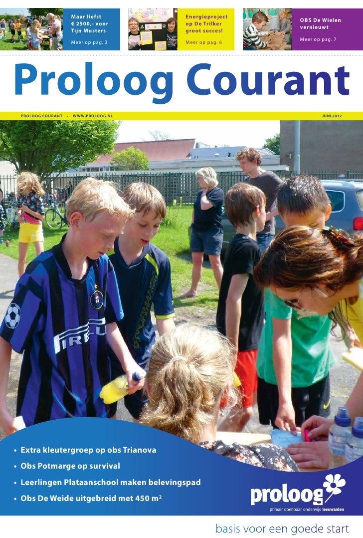 Maar liefst           Energieproject                                                                     OBS De Wielen    ...
