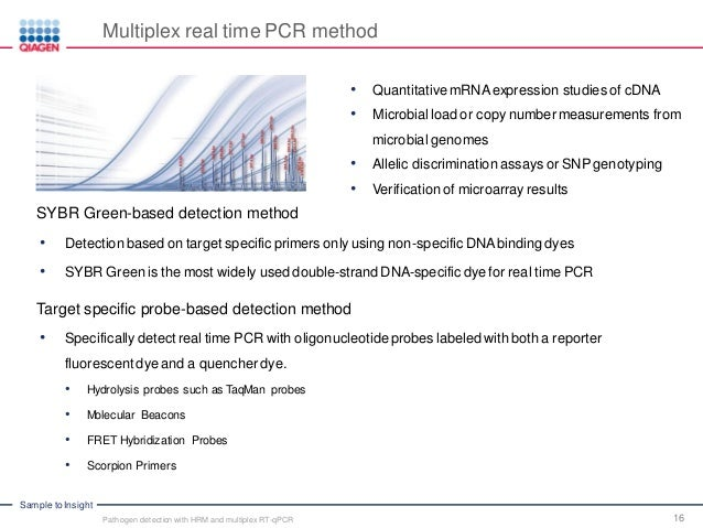 From Sample To Result Workflow Solutions For Genotyping
