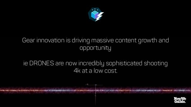 Content Innovation 2016 - Video Is Eating The Internet