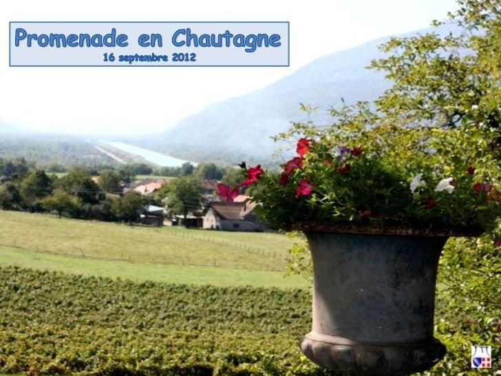 La Chautagne est une petite région                                           au nord-ouest du département de la           ...