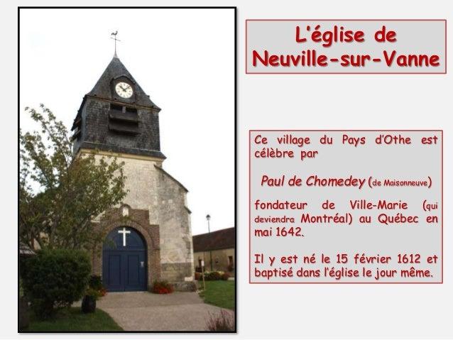Les monuments qui lui sont dédiés… à Neuville