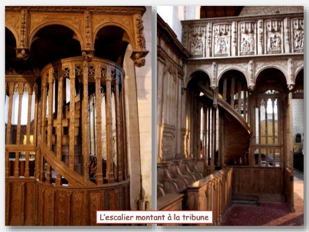 La basilique St Urbain à Troyes