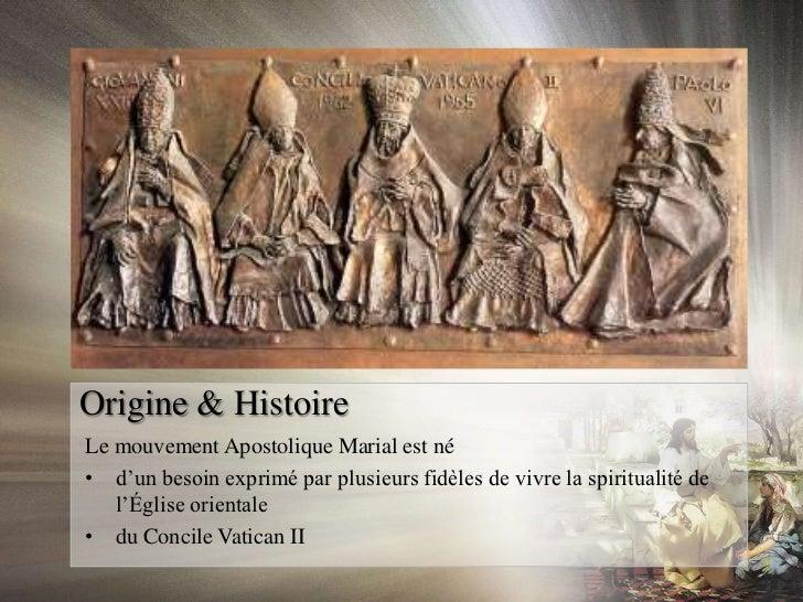 Promesse des nouveaux membres du Mouvement Apostolique Marial - Novembre 2011 Slide 3