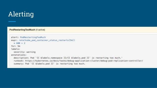 Approach #1 - Prometheus on EC2 EC2 Kubernetes node ex µServices AWS EC2