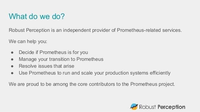 Prometheus overview for Consul node js
