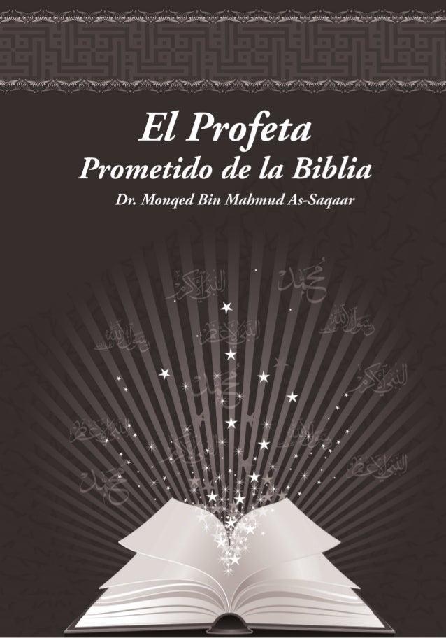 Introducción a las Profecías de la BibliaLas Sagradas Escrituras se refieren al profeta que vendrá con muchosnombres, por ...
