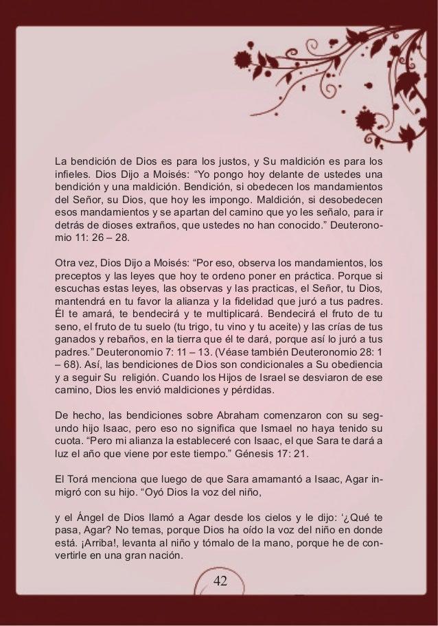 dice el Señor de los ejércitos, yo enviaré sobre ustedes la maldicióny maldeciré sus bendiciones; ya las he maldecido, por...
