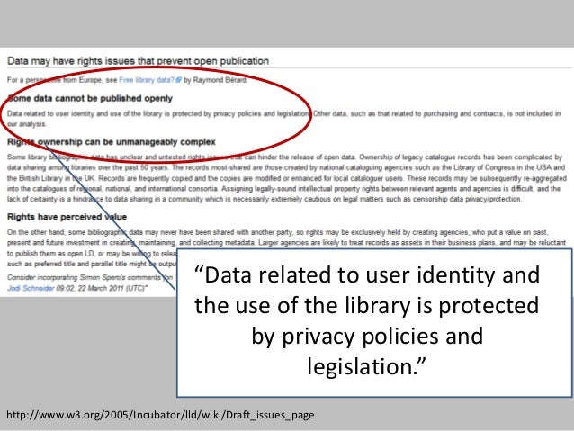 Promises and Pitfalls: Linked Data, Privacy, and Library Catalogs