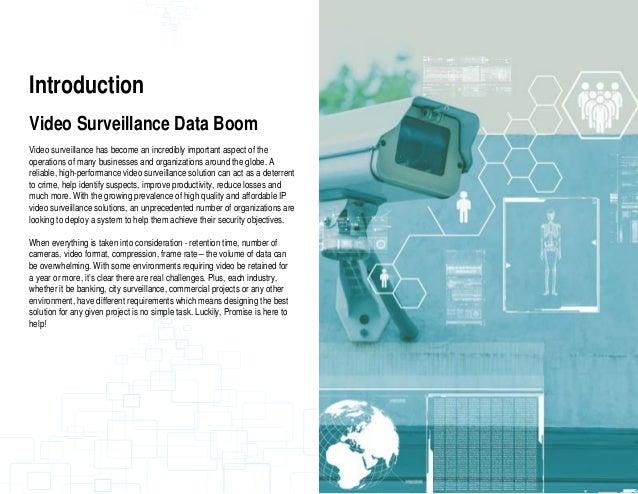Promise Technology Video Surveillance Case Studies Slide 3