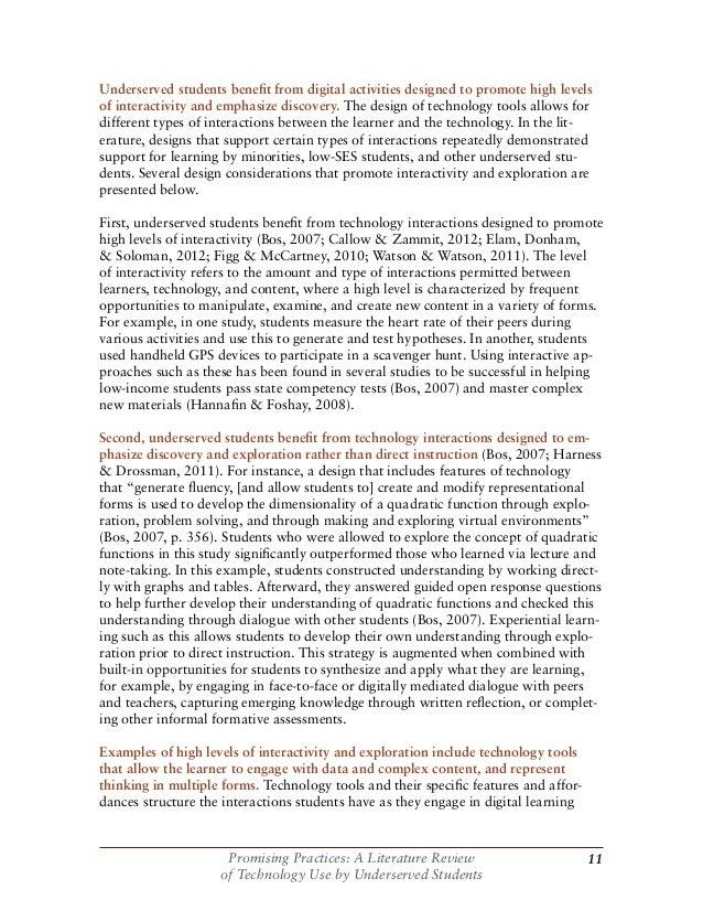 11th grade american literature research paper