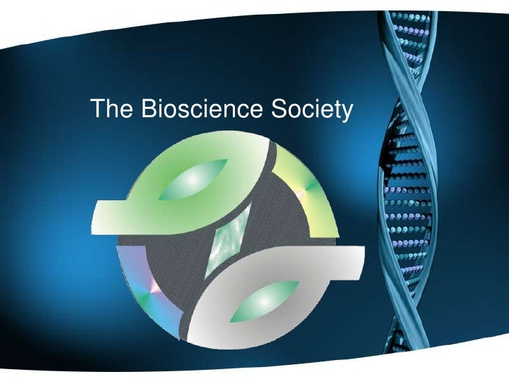 The Bioscience Society<br />
