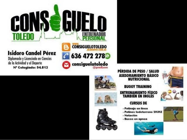 Aprende a patinar en Toledo 2015 Slide 2